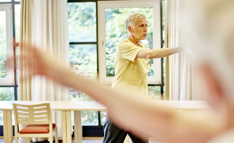 Aktiv Älterwerden