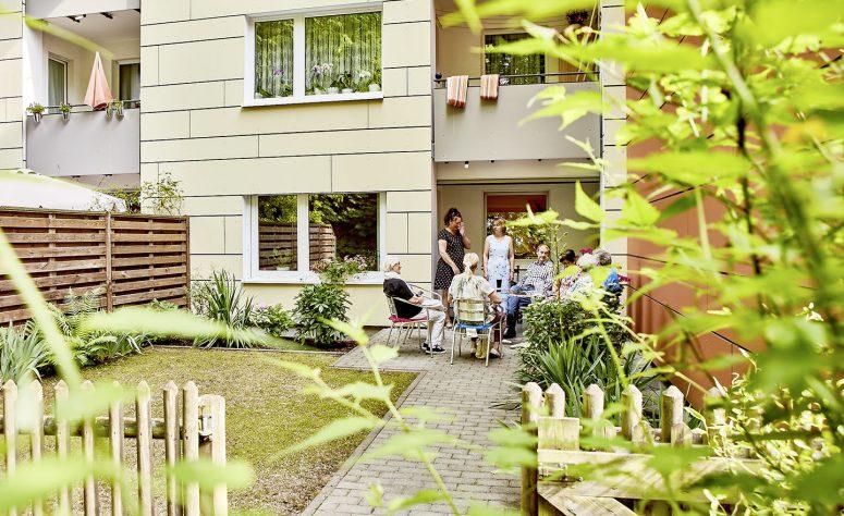 Begegnungs- und Servicezentrum Nordweststadt